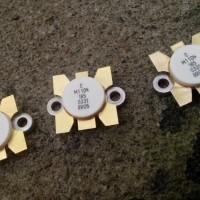 Transistor RF Pemancar HT M1104 75 watt VHF pengganti 2sc2782 & mrf247