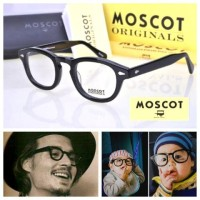 "MOSCOT LEMTOSH JOHNY DEPP "" BLACK"