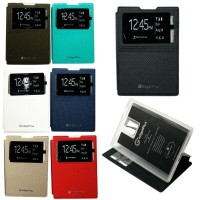 Leather Case Softshell G+ Call ID Classic Series Blackberry Passport