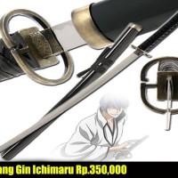 pedang anime katana gin ichimaru bleach (heartlesshop)