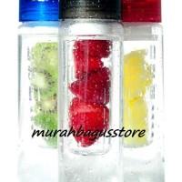 TRITAN BOTTLE BPA FREE WITH FRUIT / / INFUSED / WATER INFUSER MURAH!!!