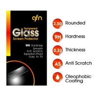 Samsung Galaxy Core GT-I8262 ( Tempered Glass - Screen Protector )