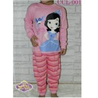 baju tidur anak sofia the first ccl001