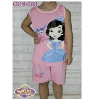 Baju setelan anak sofia the first ccs003