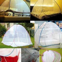 Canopy 120x200 Kelambu Tidur Lipat 120 x 200 Rangka Baja 2 Pintu