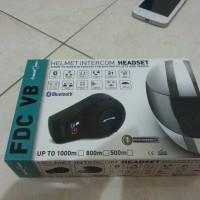 harga Helm Bluetooth Intercom Tokopedia.com