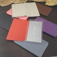 harga Ume Lenovo Tab 2 A7-10 A7 10 Smart Flip Leather Soft Book Case Cover Tokopedia.com