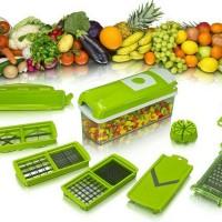 Jual Alat Pemotong / Parutan Buah & Sayuran Nicer Dicer Plus Genius New Murah