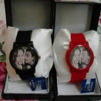 jam tangan couple converse bisa pakai nama/tanggal/foto/gambar