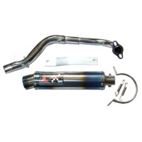KNALPOT I-ONE RACING PELANGI MIO M3 125