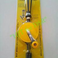 Alat Bor Biologi / Pelubang Manual Putar / Biologist Manual Hand Dril