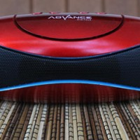 Speaker Aktif Portable ADVANCE ES040A Bluetooth