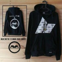 jacket macbeth logo AVA