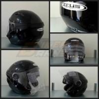 harga Helm Zeus 610 Replika Nolan - Black Tokopedia.com