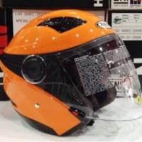 harga Helm Zeus 610 Replika Nolan - Orange Tokopedia.com