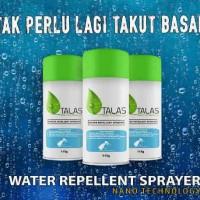 TALAS Water Repellent Sprayer Pembersih Pelindung Tas Sepatu
