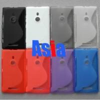 Jual Gel Soft Cover Silikon Kondom Sarung Karet Case Nokia Lumia 925