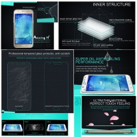 Jual Anti Gores Kaca Nillkin H-plus Tempered Glass Samsung Galaxy J7