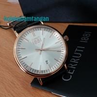 Jam tangan pria Cerruti Original CTCRA111SG04BK