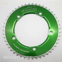 Chain Ring Bulous 130mm 47T Green