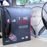 Headset LG Tone HBS 730 ( Wireless Bluetooth Stereo )