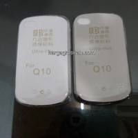 Softshell / Soft / Case Ultra Thin Blackberry Q10