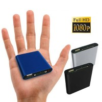 Mini Full HD 1080P HDMI MultiMedia HDD Player with TF Card - Black