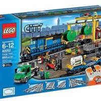 Lego City 60052 Cargo Train
