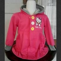 Jual Jaket Anak Hello Kitty Pink Rok Murah