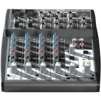 harga Behringer Xenyx 802 8-channel Compact Audio Mixer Tokopedia.com