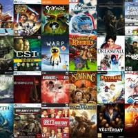 Promo Paket Ekskutif Game PC Keren 100++ game dan PES 2016 MURAH