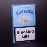 Rokok import Camel Blue