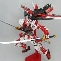 harga Gundam Astray Red Frame Kai Master Grade 1:100 Daban Model Tokopedia.com