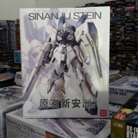 Gundam MG Sinanju Stein Ver KA 1/100 Master Grade Daban Model