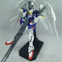 Gundam Wing Zero Custom Endless Waltz 1:100 MASTER GRADE Hongli