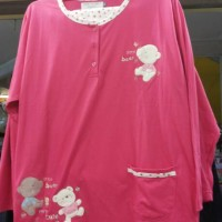 Stelan Baju Tidur Big Size Pp Anne Claire