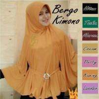 Jual Jilbab/ Hijab Bergo Kimono Murah