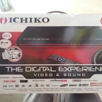 DVD PLAYER ICHIKO (Karaoke Funtion / Usb) Garansi Resmi 1tahun