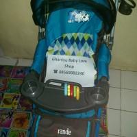 harga Stroller Pliko Grande 4in1 Tokopedia.com