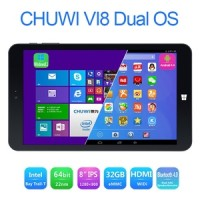Chuwi VI8 Dual OS Windows 8.1 & Android 4.4 2GB 32GB 8 Inch Tablet PC