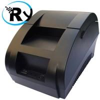 Zjiang POS Thermal Printer 57.5mm - ZJ-5890K - Black