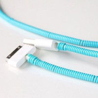 Cable Protector 1 Set (2Pc)