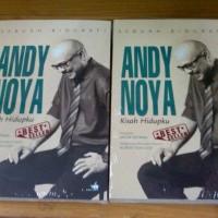 harga Andy Noya Kisah Hidupku Tokopedia.com