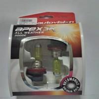 harga Bohlam Autovision Apex3r H8 55w All Weather / Pure Yellow 3000k Tokopedia.com