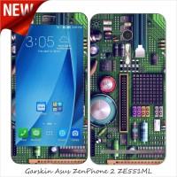 harga Garskin/skin Asus Zenfone 2 Ze551ml Original - Mainboard Tokopedia.com