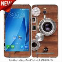 harga Garskin/skin Asus Zenfone 2 Ze551ml Original - Kamera Wood Tokopedia.com