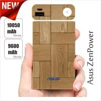 harga Garskin/skin Powerbank Asus Zenpower 9600&10050 Mah Original - Wood Tokopedia.com