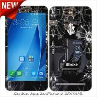 harga Garskin/skin Asus Zenfone 2 Ze551ml Original - Iphone Crack Tokopedia.com