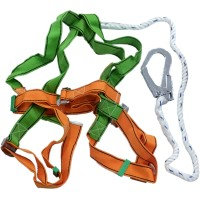 harga Safety Harness / Sabuk Pengaman Full Body Single Hook Besar Nankai Tokopedia.com