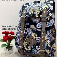 harga 4170 - GROSIR TAS LOKAL RANSEL WANITA WEBE GUCCI PRADA YSL LV ROSE MK Tokopedia.com
